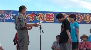 第2回夏まつり 安藤さん